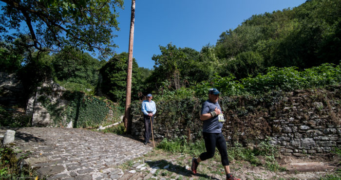 The North Face Zagori Mountain Race 2016